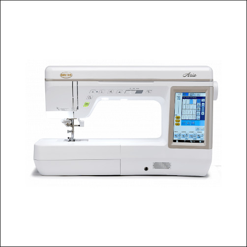 Baby Lock Aria Sewing and Quilting Machine