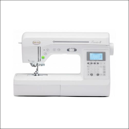 Baby Lock Presto II Sewing and Quilting Machine