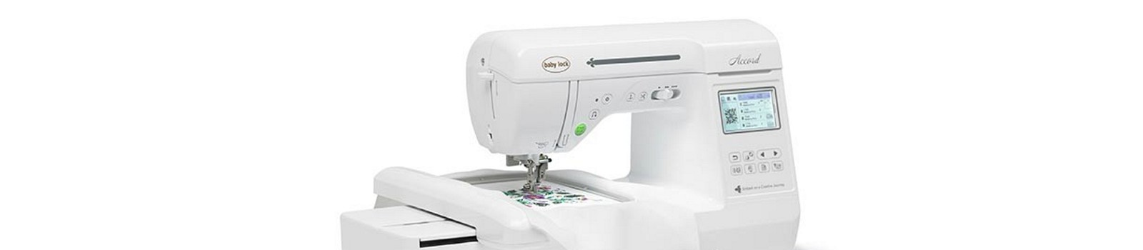 Baby Lock Accord Sewing and Embroidery Machine