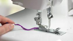 Baby Lock Triumph Cover Stitch Chaining Off