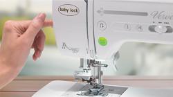 Baby Lock Verve Advanced Needle Threader