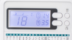 Baby Lock Jubilant LCD Screen for Stitch Information