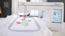 Baby Lock Large Embroidery Field