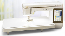 Baby Lock Crescendo Quilting Extension Table