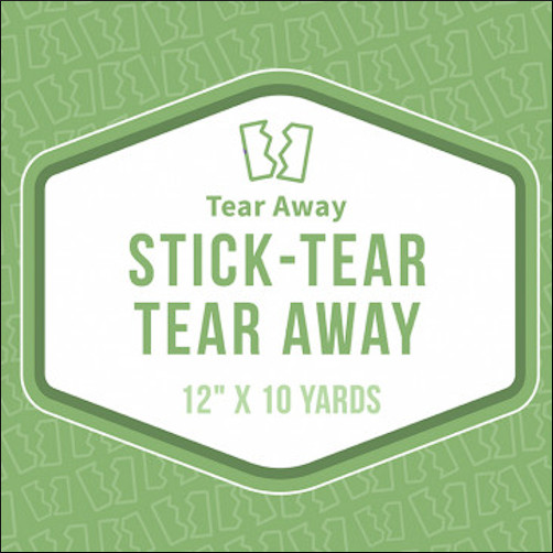 Baby Lock Stick Tear, Tear Away