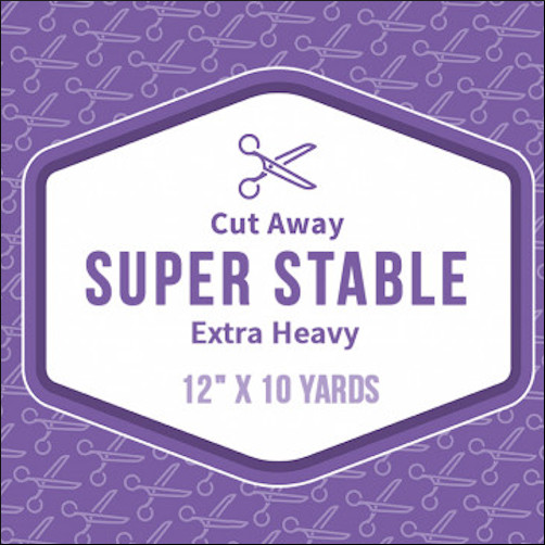 Baby Lock Super Stable Extra Heavy