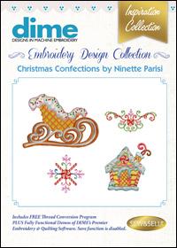 DIME Inspiration Designs - Christmas Confections