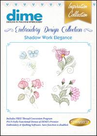 DIME Inspiration Designs - Shadow Work Elegance