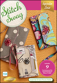 DIME Inspiration Stitch Swag - Essential Smart Phone Wallet