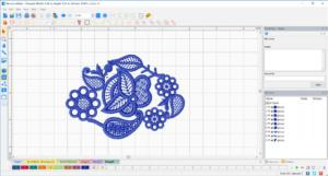 DIME Inspiration Software - My Lace Maker, Lace Elements