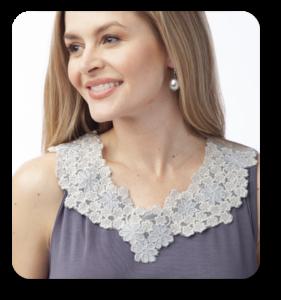 DIME Inspiration Software - My Lace Maker, Stitch Lace on Fabric