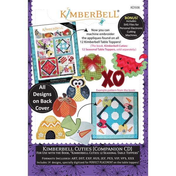 Kimberbell Designs - Cuties
