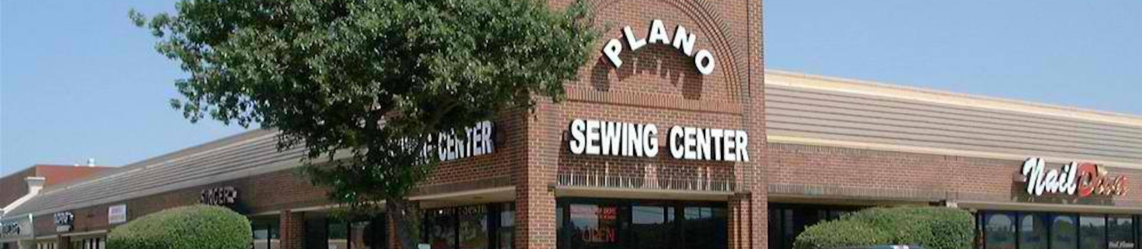 Plano Sewing Center