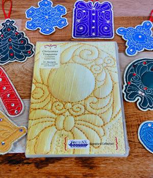 Floriani Christmas Trapunto Designs