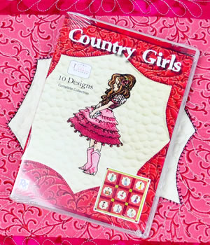 Floriani Country Girls Designs