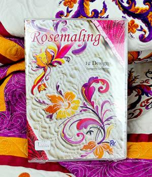 Floriani Rosemaling Designs