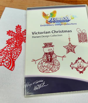 Floriani Victorian Christmas Designs
