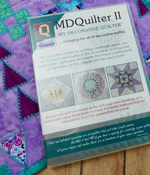 Floriani Software - My Decorative Quilter II