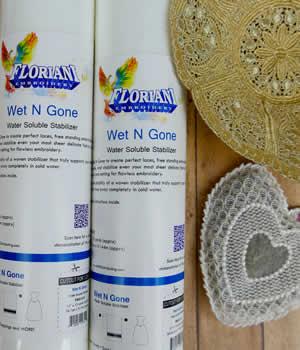 Floriani Wet N Gone Stabilizer