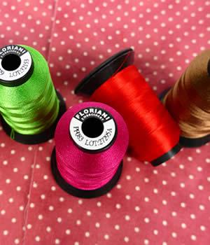 Floriani Thread - 60 Spool Thread Set 1