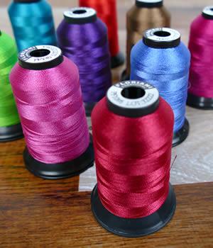 Floriani Thread - 120 Spool Thread Color Spectrum Collection