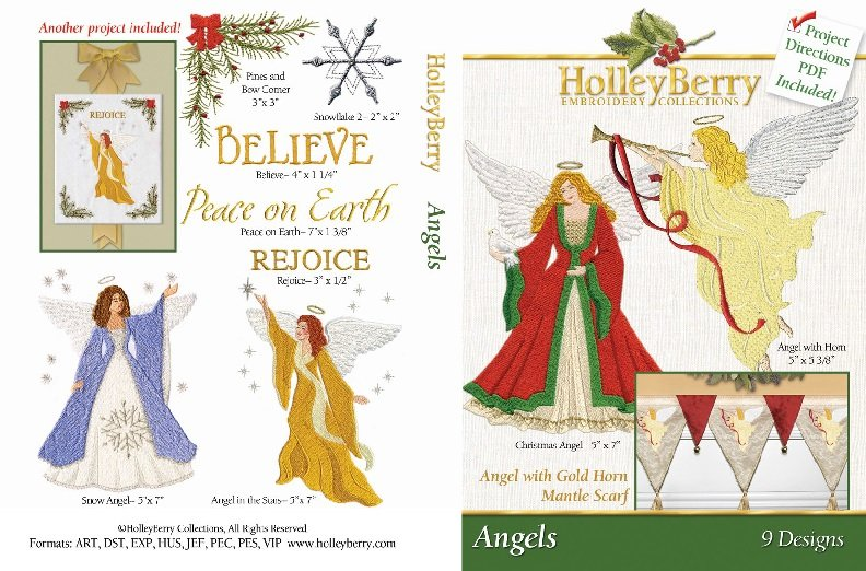HolleyBerry Angels