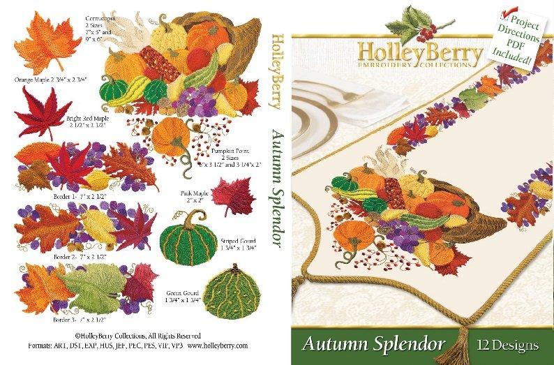HolleyBerry Autumn Splendor