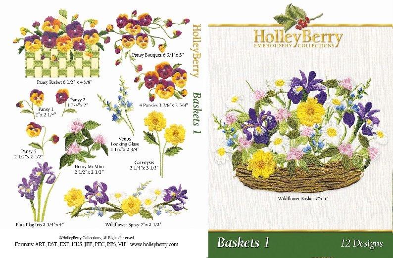 HolleyBerry Baskets
