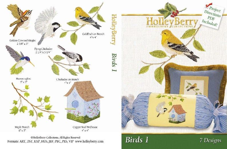 HolleyBerry Birds