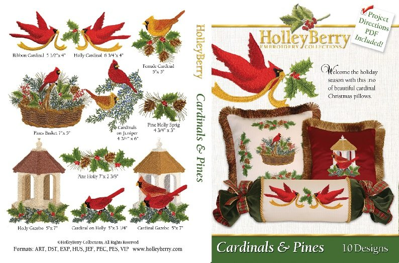 HolleyBerry Cardinals & Pines