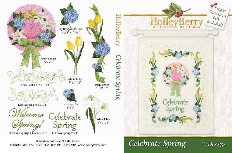 HolleyBerry Celebrate Spring