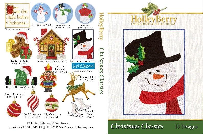 HolleyBerry Christmas Classics