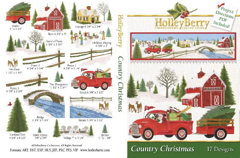 HolleyBerry Country Christmas