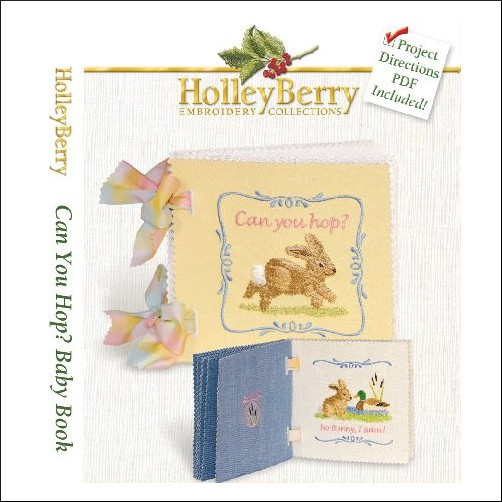 HolleyBerry Embroidery Designs