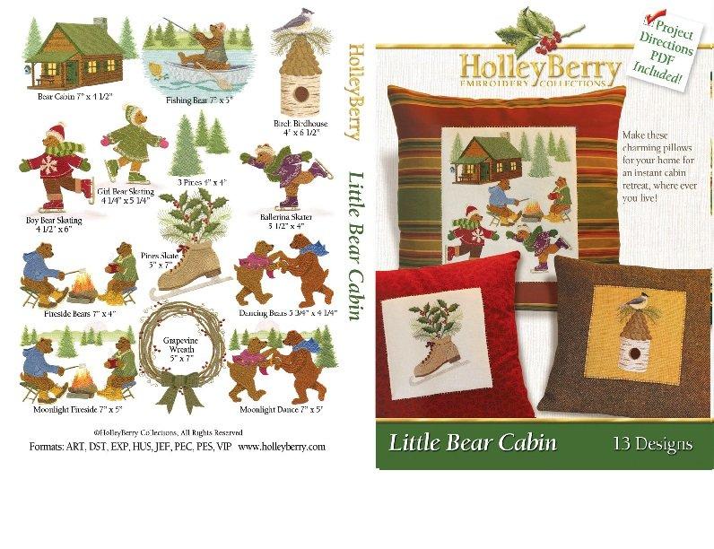 HolleyBerry Little Bear Cabin