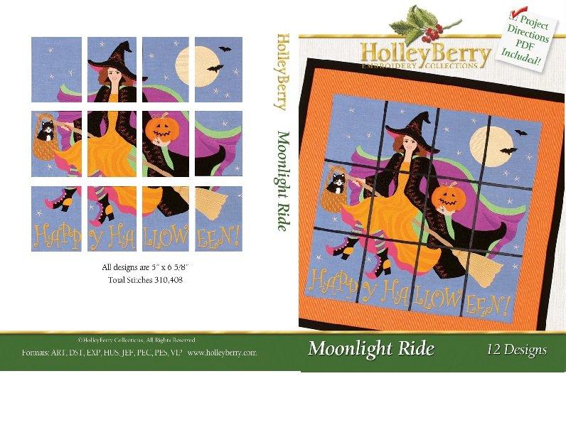HolleyBerry Moonlight Ride