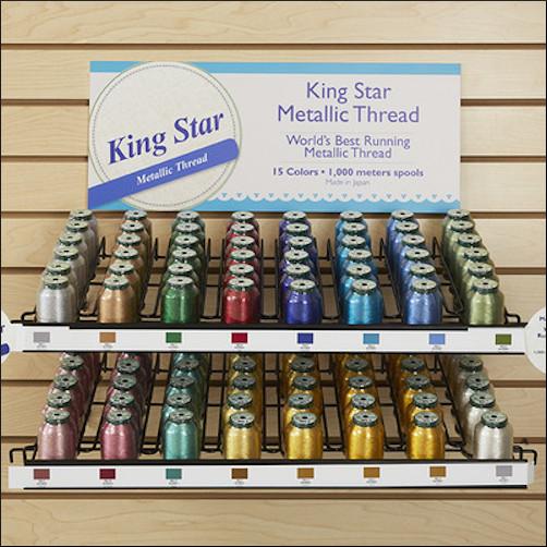 KingStar Metallic Thread