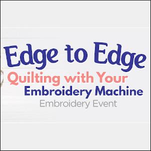 DIME Edge to Edge Quilting