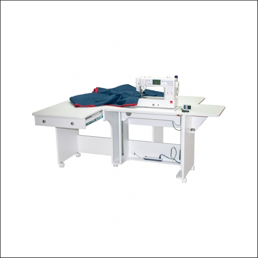 """Horn of America Sewing Cabinets - 5280 """"Elite"""" Electric Lift """"Super Quilter's Dream"""""""
