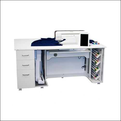 Horn of America Sewing Cabinets - Model 8080 Sewing Cabinet