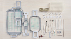 Baby Lock Array Included Accessories