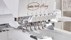 Baby Lock Array Six Efficient Needles
