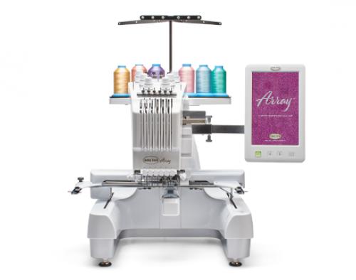 Baby Lock Array Multi-Need Embroidery Machine