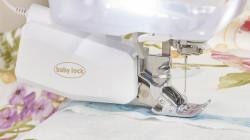 Baby Lock Ballad Compact Digital Dual Feed System