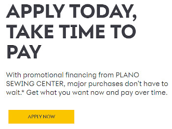 Plano Synchrony Financing